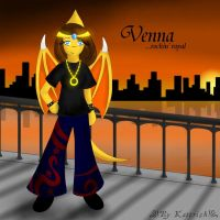 Is it Opposite Day? - Venna BC by Eldemorrian
