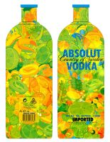 Absolut Brasil by guimarconi