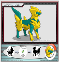 Alternative Evo:  IMPACTRIC by PEQUEDARK-VELVET