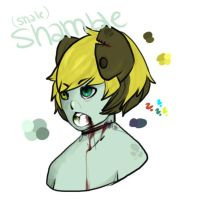 Quickie Shamble //INFO TOO by Cotton-Bean