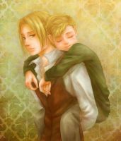 Lean on me by akiya