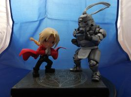Elric Brothers 01/11 by acidraw