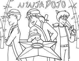 TRG: Let's go to the Ninja Dojo! by ThatOneNPC