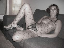 Classic Fishnet by LOOKANDFIND
