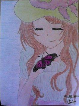 Butterfly(L)... by ClavelBlanco