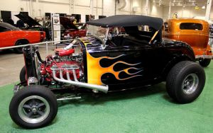 32 Ford Roadster by boogster11