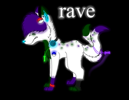 Make rave not war REF by Shardx3