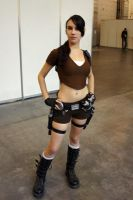 Lara Croft LEGEND - Igromir'12 by TanyaCroft