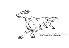 New Ginga LineArt 16 by DragonHeartLuver