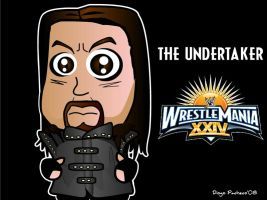 The Undertaker - WM24 by kapaeme