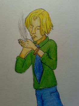 Light your cigarette by Totally-Mashed