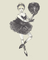 Black Swan Orianna by internet-swag