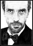 Hugh Laurie: House M.D. by Sterin