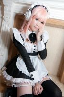 Maid Sonico2 by neiyukina