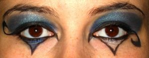 Eye Design - Age of Aquarius by oleanderchardonai