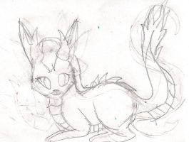 Dragon Cats! Practice 2 by Perry--Agent