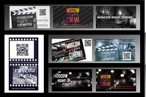 Cards for MovieFest by myLittleResistance