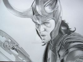 LOKI FINAL by corysmithart
