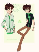 Ben 10 Omniverse: by arrival-layne