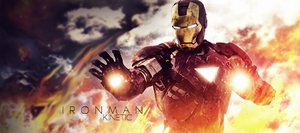 Iron man Tag by Kinetic9074