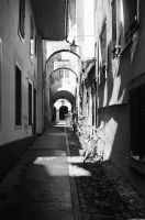 Film - CIII - the lights of alleys by Picture-Bandit