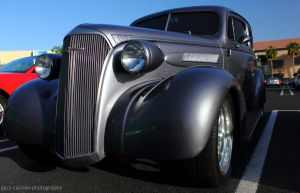 1937 Chevy Beauty by worldtravel04