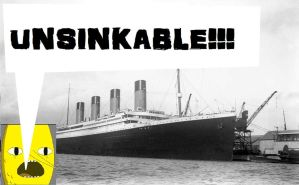 UNSINKABLE !!! by AceNos