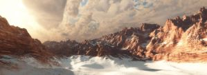 Old Mountains by Random007