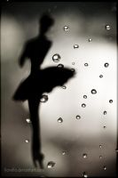 tip toe in the rain... by FioReLLo