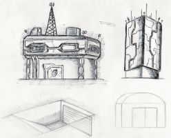 Structure Concepts1 (Project Sith) by kennersart
