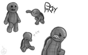 Pokey sketches by Apples-Malus
