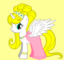 Princess Harmony made in pony creator by jessica8anne