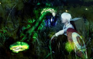 Mushishi by vthong1992