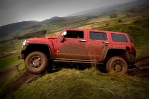 Hummer : Monster Mud by Vipervelocity