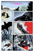 'The Ravens and The Wolf' Page 1 by DirkPower
