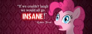 Pinkie Pie: If we Couldn't Laugh by Paris7500