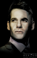 Heroes: Nathan Petrelli by PuNkGFX