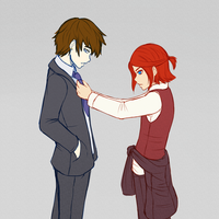 Tie by TerminusLucis