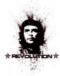 Revolution with Che Guevara by voltov