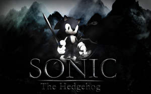 Sonic The Hedgehog Skyrim by darkfailure