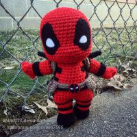 Deadpool by aphid777