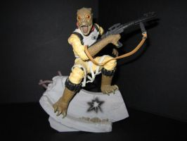 Bossk 'Bounty Hunter' by Nuverious