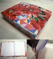 Flower notebook by yuukaze
