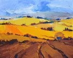 paesaggio toscano 2009 n15 by andreuccettiart