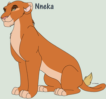 Nneka by Cece-Edgars-Sister