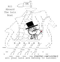 Lulzsec by BiOzZ
