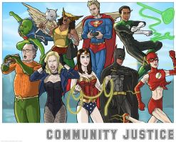 Community Justice by kinjamin