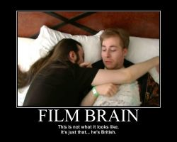 Motivation - Film Brain by Songue