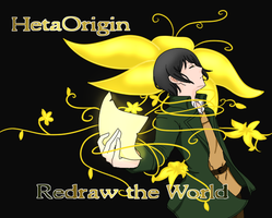 HetaOrigin: Redraw the World *FIXED* DEMO by JpopKitty