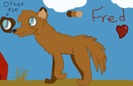 Fred Ref Sheet by SherbertLover